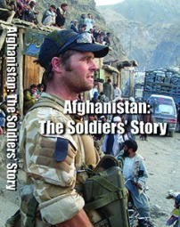 Afghanistan The Soldiers' Story